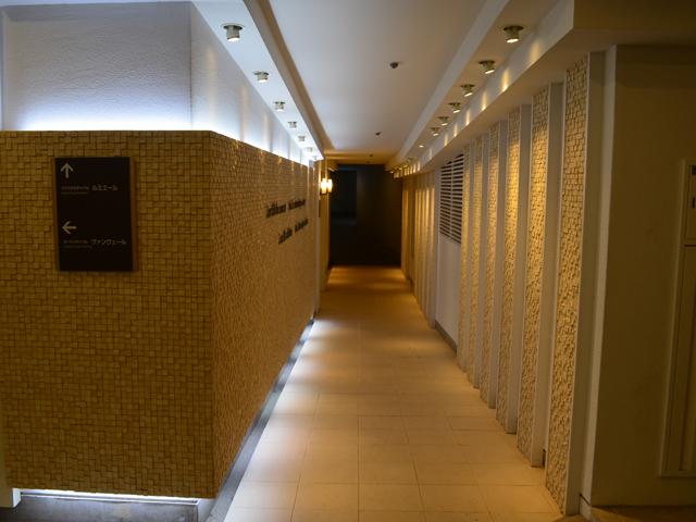 椿山荘チャペル控室
