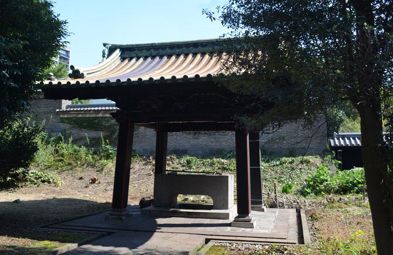 湯島聖堂の水屋