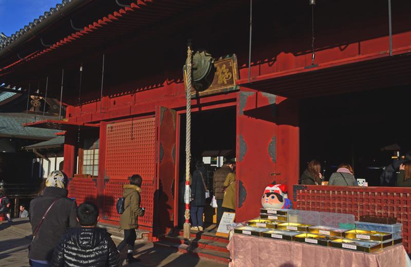 上野公園清水観音堂
