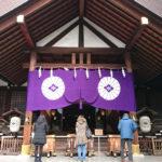 東京大神宮(飯田橋)拝殿