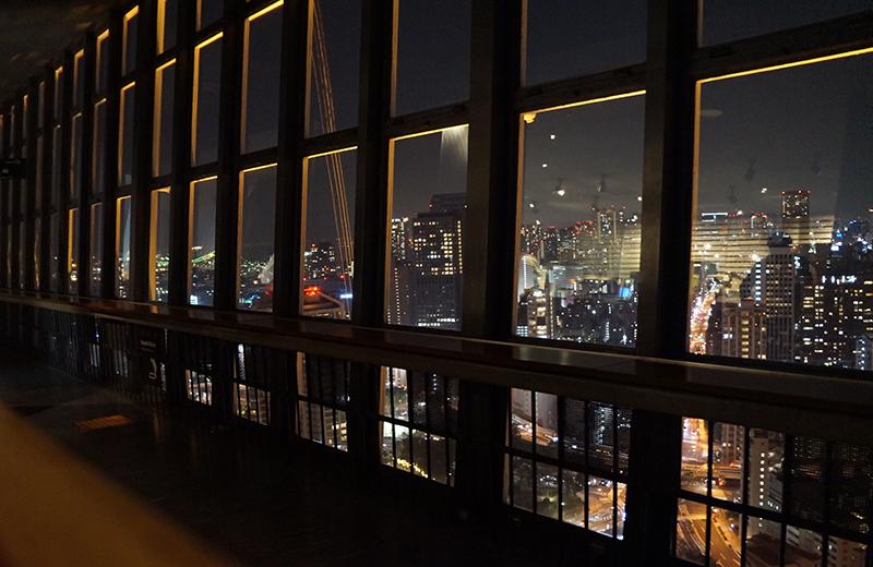 東京タワー、メインデッキ