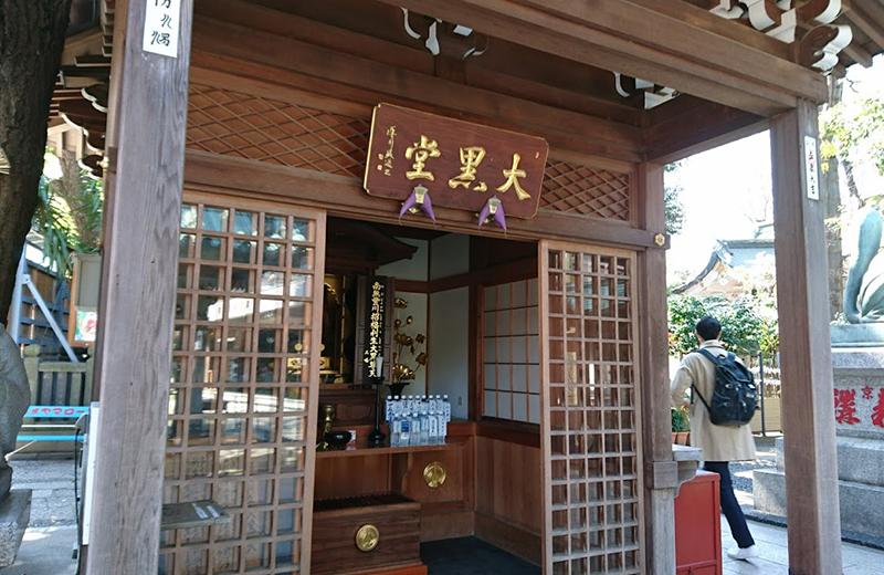 豊川稲荷東京別院・大黒天