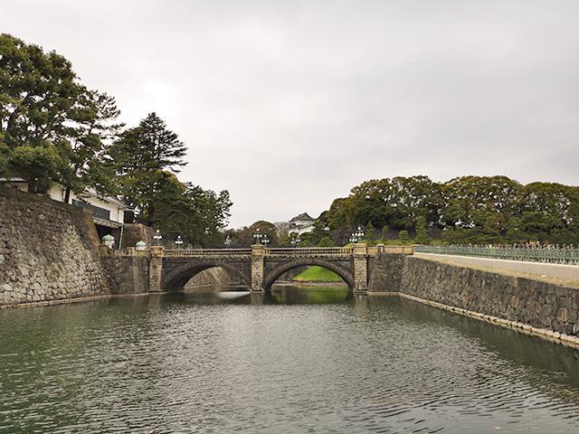 二重橋正面