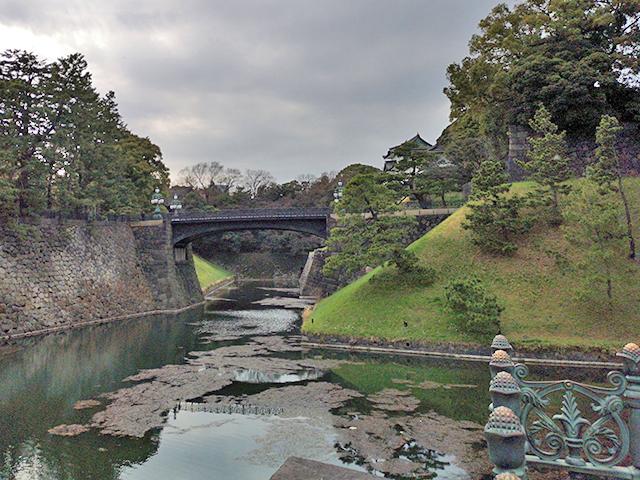 江戸城の櫓の一つである伏見櫓