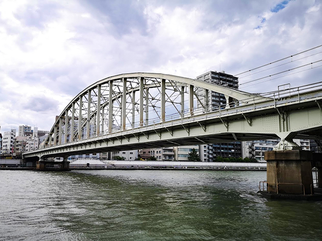 蔵前橋(くらまえばし):何時間かかる?隅田川12橋+2橋を、真夏一人で歩いてみました