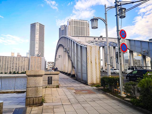 勝鬨橋(かちどきばし):何時間かかる?隅田川12橋+2橋を、真夏一人で歩いてみました