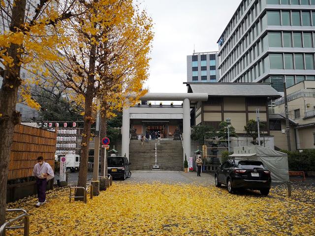 芝大神宮/東京十社めぐり