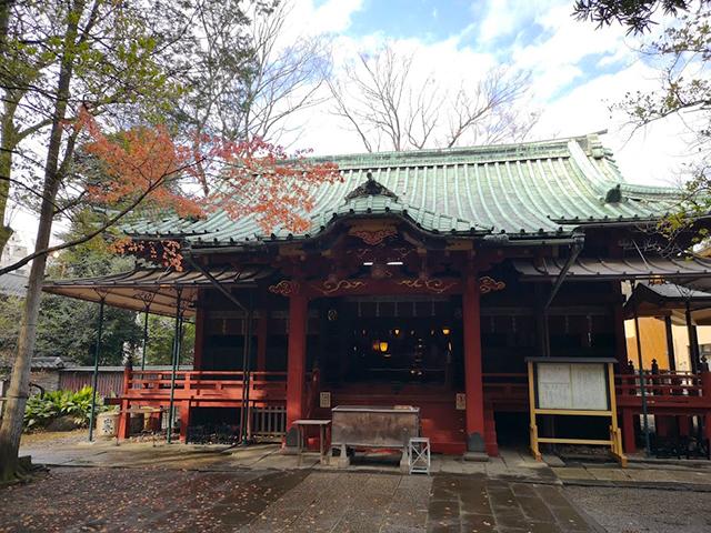 赤坂氷川神社/東京十社めぐり
