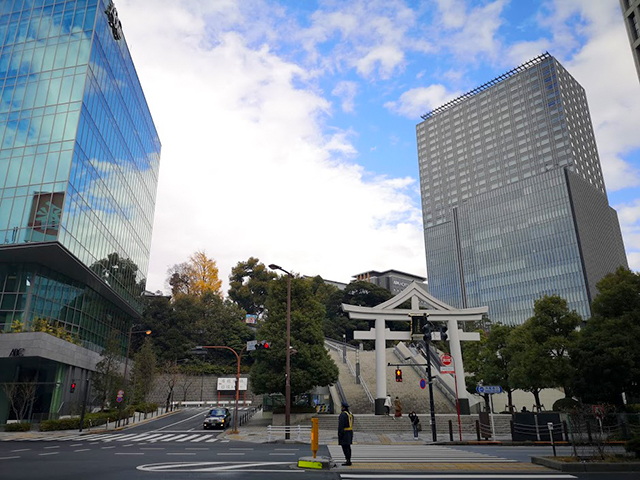 日枝神社/東京十社めぐり