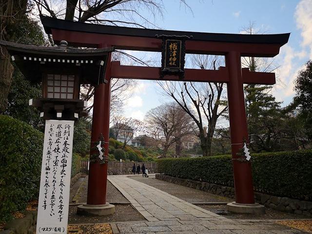 根津神社/東京十社めぐり