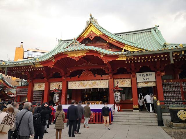 神田神社(神田明神)/東京十社めぐり