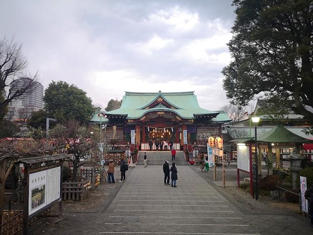亀戸天神社/東京十社めぐり