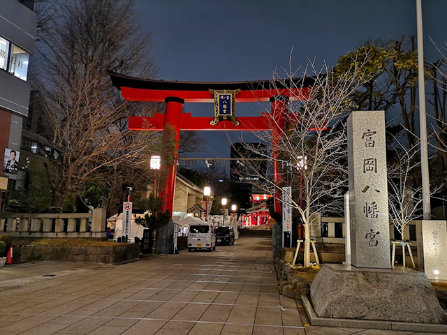 富岡八幡宮/東京十社めぐり