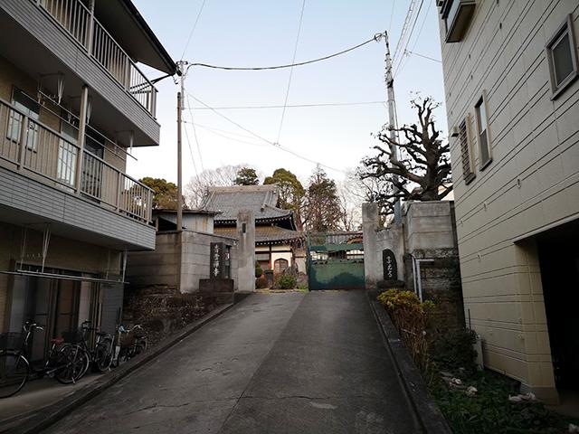 東覚寺(福禄寿様)【江戸・東京で最古】谷中七福神巡り