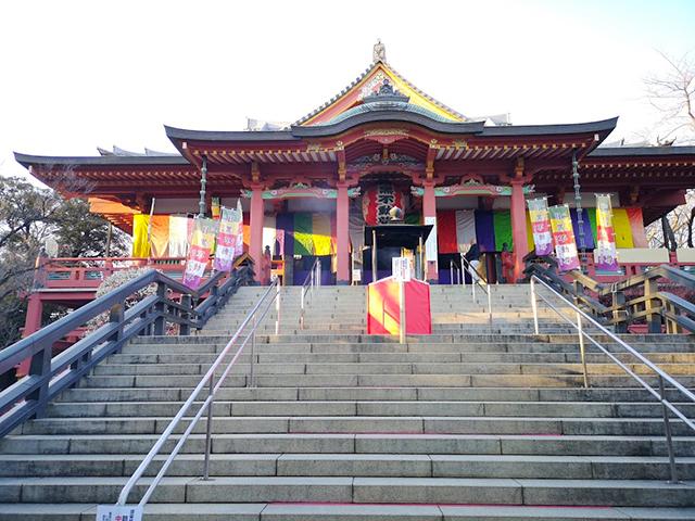 瀧泉寺(目黒不動)恵比寿神