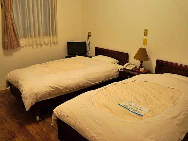 フランスベッド製マット/銚子かもめホテル