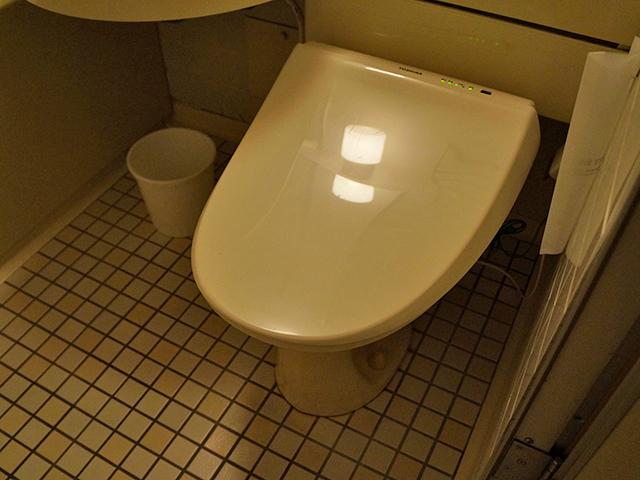 トイレ/銚子かもめホテル