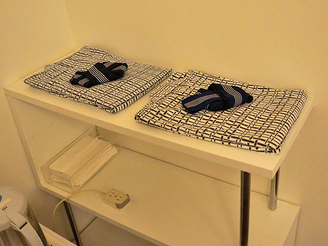 浴衣/銚子かもめホテル