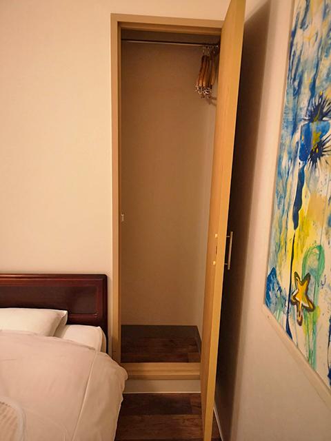 クローゼット/銚子かもめホテル