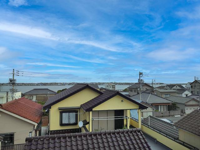 窓からの景色/銚子かもめホテル